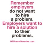 Household Employers want to hire a solution to their problems