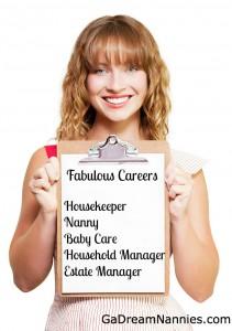 Find A Job GA Dream Nannies Ad