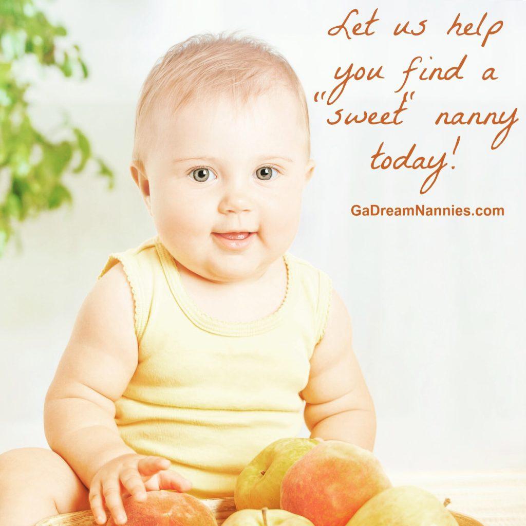 Hiring a nanny for a newborn