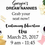 Metro-Atlanta Nannies it's time to invest in yourself